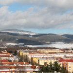 Zimní panorama